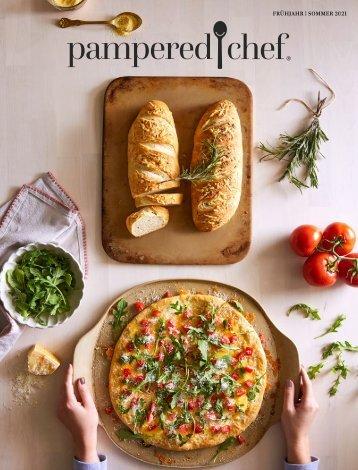 pampered chef Katalog