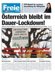 Österreich bleibt im Dauer-Lockdown!