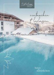 Hoeflehner Wintermagazin 2021
