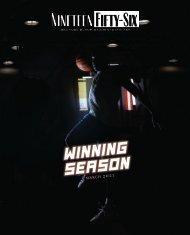 Nineteen Fifty-Six Vol. 1 No. 5 Winning Season