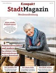 Stadtmagazin - März 2021