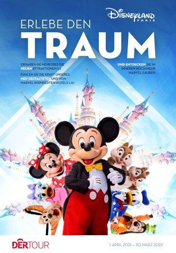 Disneyland Paris - Erlebe den Traum