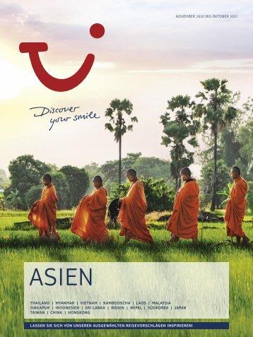 Asien 20-21