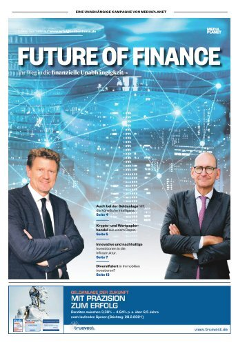 FUTURE OF FINANCE