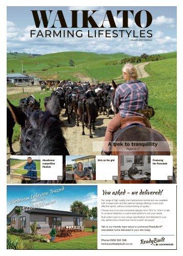 Waikato Farming Lifestyles