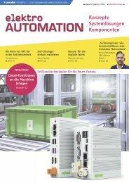 elektro AUTOMATION 02.2021