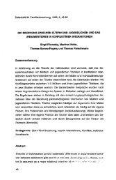 Birgit Pikowsky, Manfred Hofer, Thomas Spranz-Fogasy ... - SSOAR