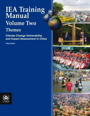 IEA Training Manual