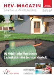 HEV-Magazin März 2021 | Nord