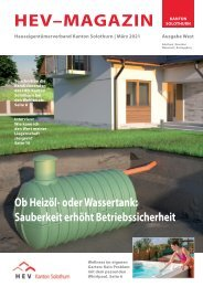 HEV-Magazin März 2021 | WEST