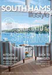 South Hams Lifestyle Apr - May 2021