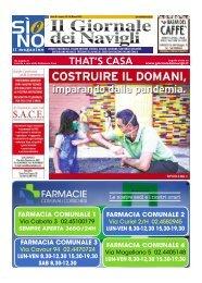 Giornale dei Navigli n. 12 - 26 marzo 2021