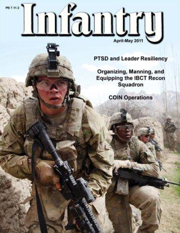 Infantry - PEO STRI - U.S. Army