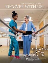 Hebrew Rehabilitation Center Patient Guide
