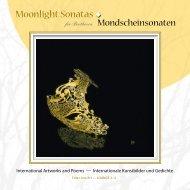 Moonlight Sonatas - Mondscheinsonaten - for Beethoven