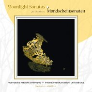 Moonlight Sonatas - Mondscheinsonaten - for Beethoven