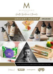 McPherson's Q4 Grocery Detail Aid: April - June 2021