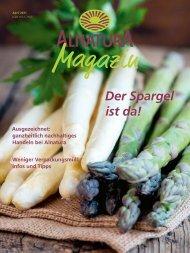 Alnatura Magazin April 2021