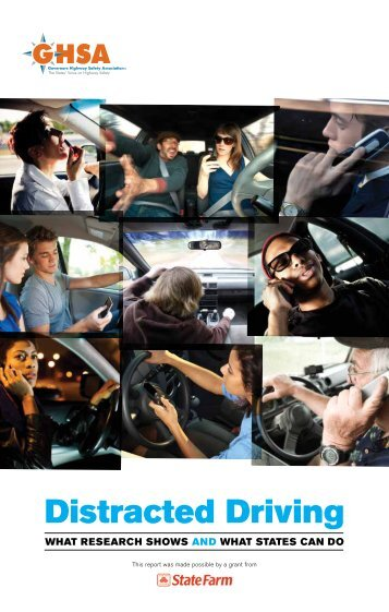Distracted Driving - BodyShop Business