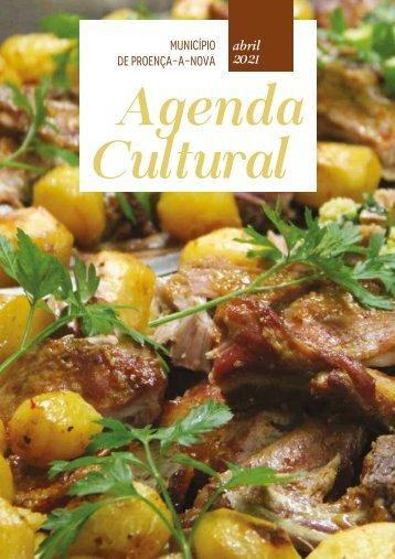 Agenda Cultural de Proença-a-Nova - Abril 2021