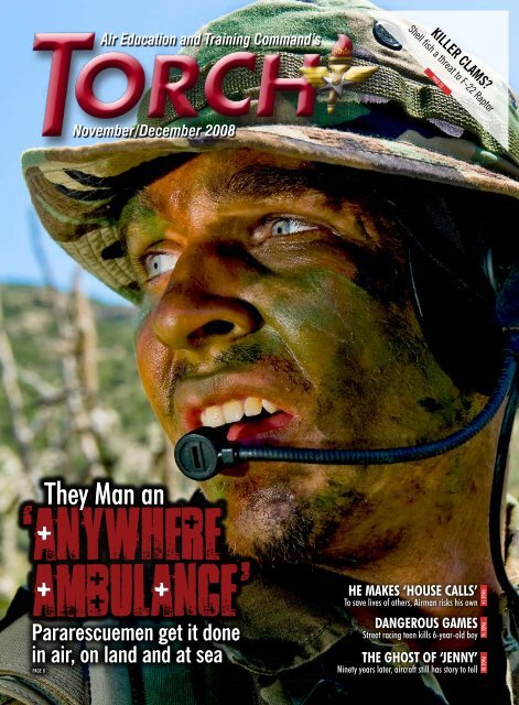 They Man an They Man an - Torch Magazine