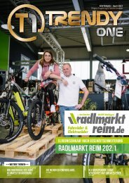 TRENDYone | Das Magazin – Augsburg – April 2021