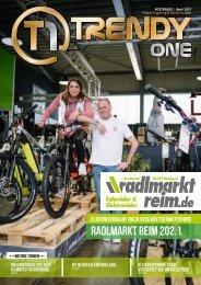 TRENDYone | Das Magazin – Augsburg – April 2021