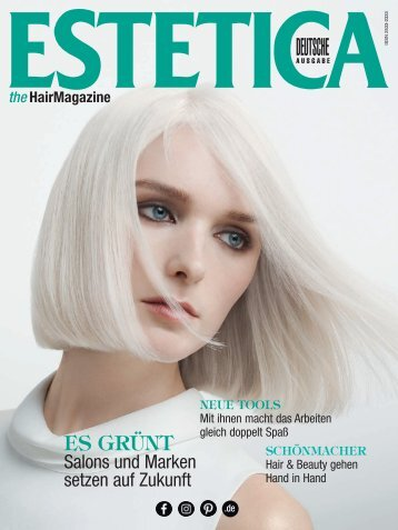 Estetica Magazine Deutsche Ausgabe (1/2021)