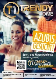 TRENDYone | Das Magazin – Ulm – April 2021