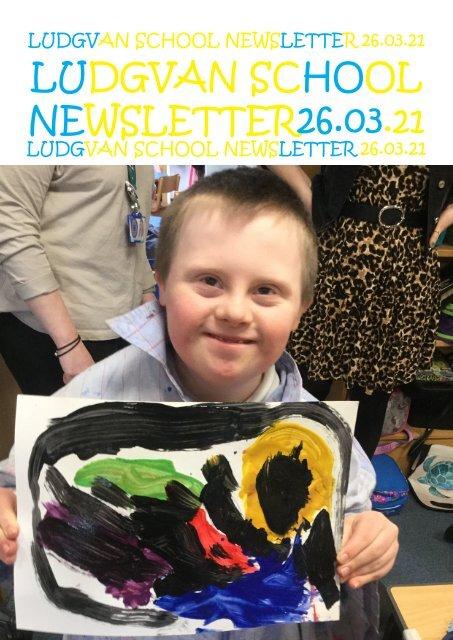 Newsletter 17 26.03.21