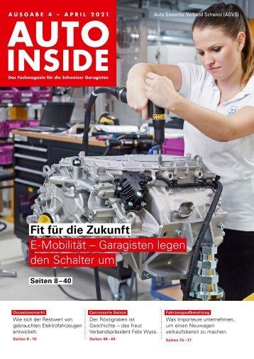 AUTOINSIDE Ausgabe 4 – April 2021