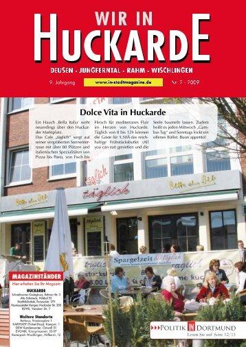 Dolce Vita in Huckarde - Dortmunder & Schwerter Stadtmagazine