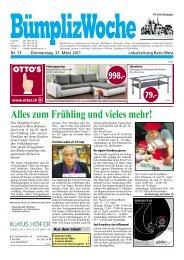 Ausgabe vom 31.03.2011