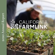 FarmLink 2020 Annual Report