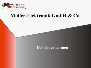 Müller-Elektronik GmbH & Co.