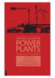 Power Plant Hand Book - MIL Controls Limited