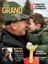 GRAND Spring 2021 Vol. IV Ed. I