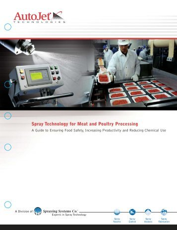 Successful pathogen protection - Spraying Systems Deutschland ...