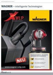 WAGNER – intelligente Technologien WAGNER