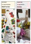 """Kreative Ecke """"Gaumenspeise"""" Kochen - erleben - Seite 6"""