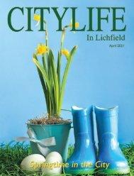 Citylife in Lichfield April 2021