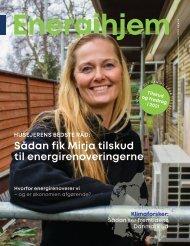 Magasinet Energihjem – Forår 2021