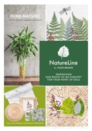Brochure PPC Nature Line  - Inspiration