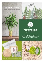 PPC NatureLine by your brand - Inspiration
