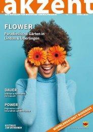 akzent Magazin April '21 BO