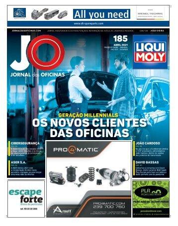 Jornal das Oficinas 185
