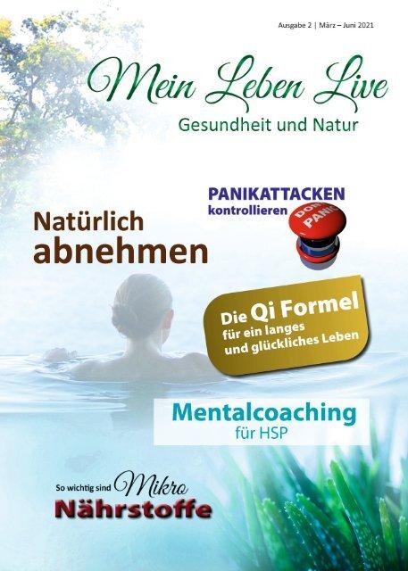 Mein Leben Live - Gesundheit u. Natur Heft2