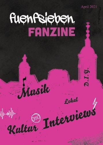 fuenfsieben. fanzine Vol. 2
