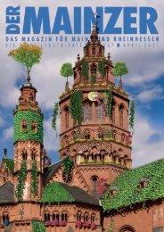 DER MAINZER - Das Magazin für Mainz und Rheinhessen - Nr. 367