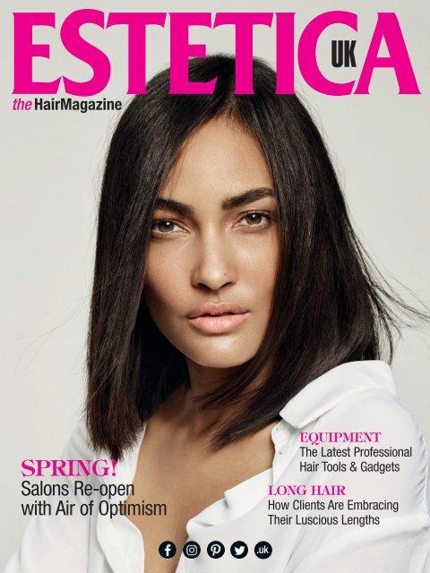 Estetica Magazine UK (1/2021)